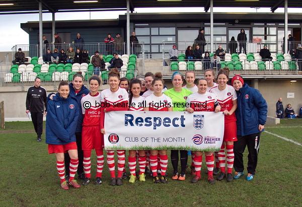 Charlton Ladies Football Club