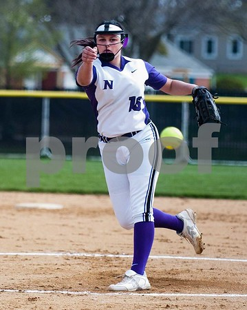 Downers Grove North softball vs Glenbard South softball
