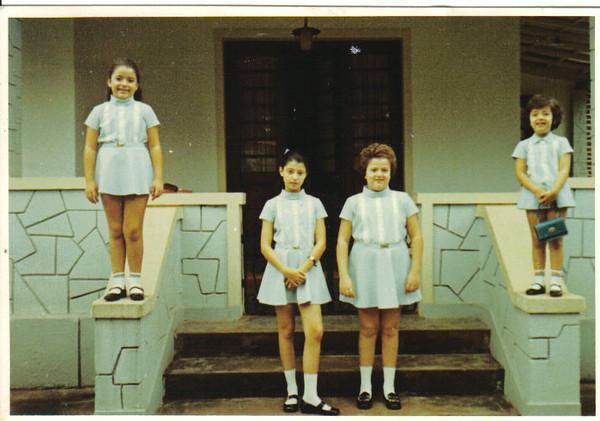 Filhas do Medina Debora', Yolanda,Clarisse e Iracema