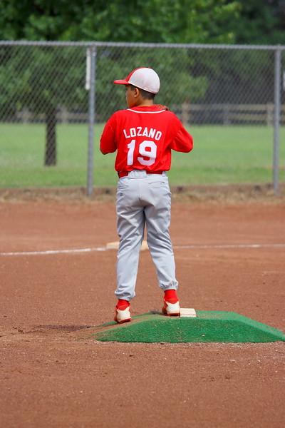 Cal Ripken DISTRICT Play 070817