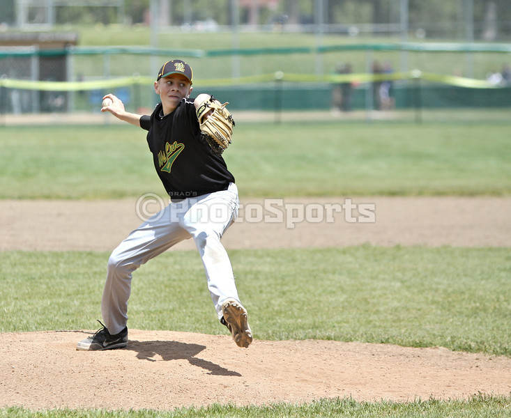 West Linn vs Bend Bandits May 28, 2012