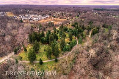 Evergreen Cemetery - Chagrin Falls Ohio