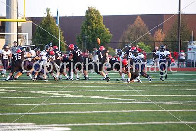 2011-09-09 JFK Football Varsity @ Eden Prairie