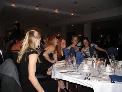 Athletic Banquet'03