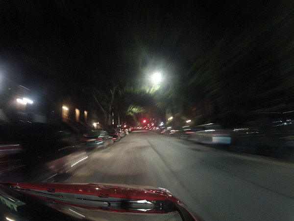 Brooklyn to ISP Night and Fireworks VR 3D Good