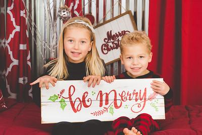 Thurman, B. Christmas Mini 2018