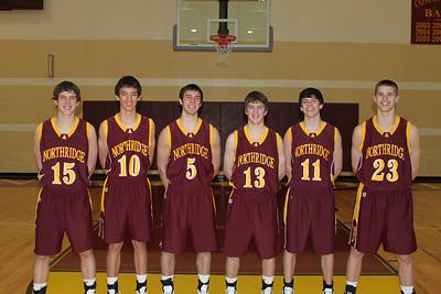 12.2011 NRP Varsity Basketball Knights