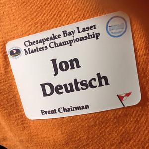 Chesapeake Bay Laser Masters Championship