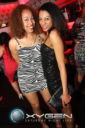 Celebrity Saturdays @ Oxygen Lounge April 12th
