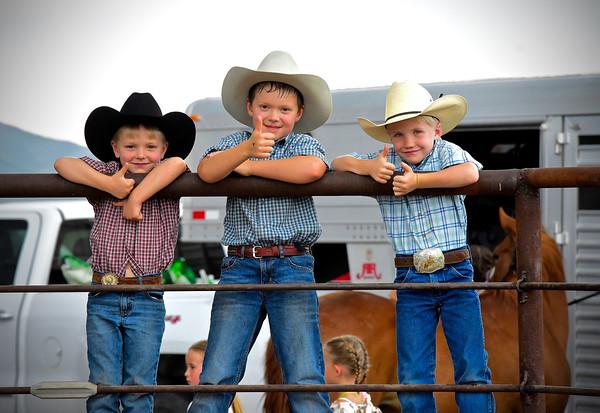 Camas County Rodeo - July 13