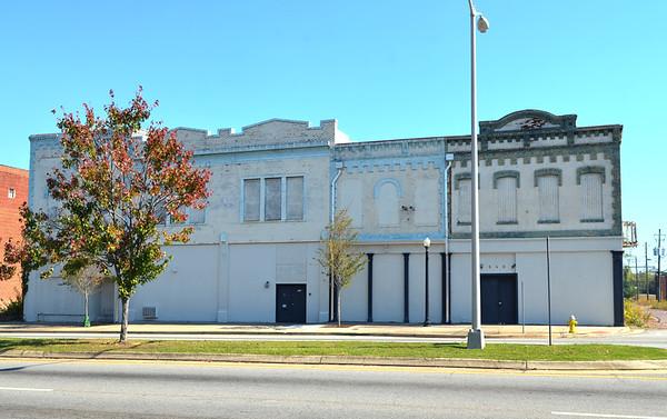 Capricorn Building on MLK