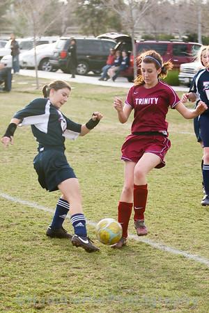 20100126 – HSJV Girls vs. Westmark