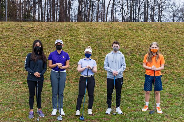 Golf Team 3/18/21