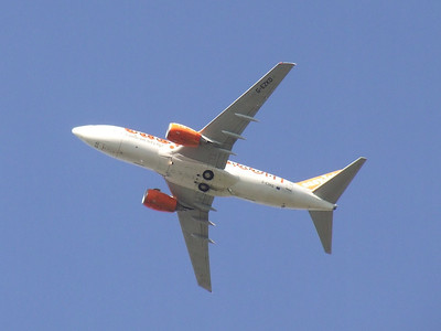 Boeing 737's of easyJet Airline