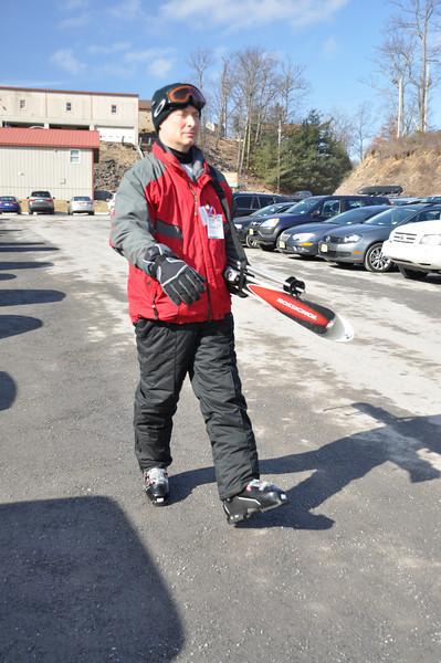 2012 Camelback Ski Trip