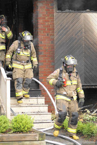 April 25, 2007 - 3rd Alarm - 25-27 Martin Ave
