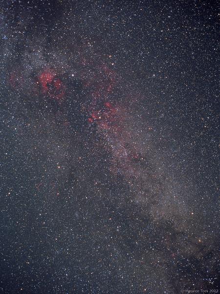 Cygnus Rift