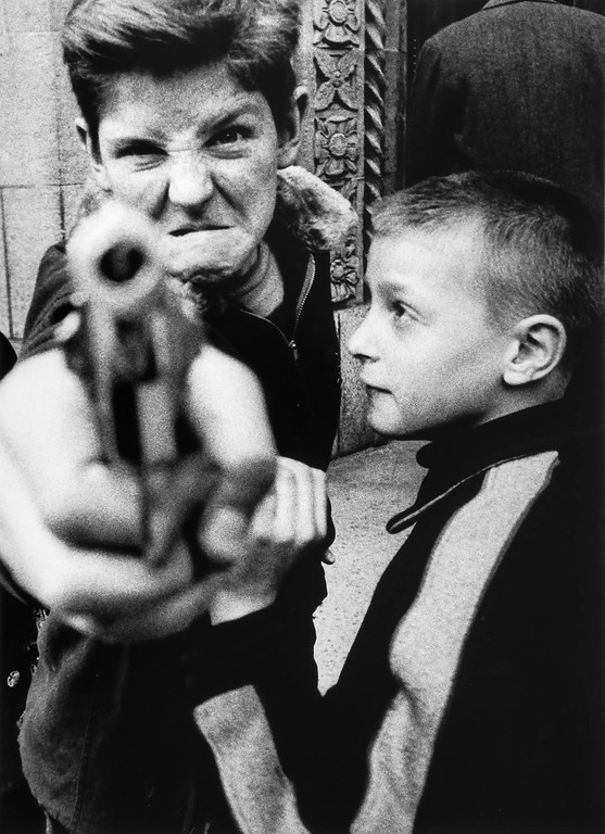 Famous Street Photographers - William Klein (1928 - )