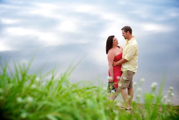 Dennis and Megan's Engagement