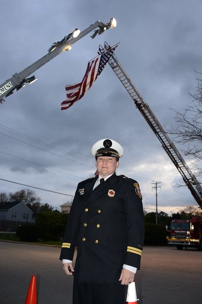 Naperville Fire Department - CAPS Ceremony - October 20, 2016