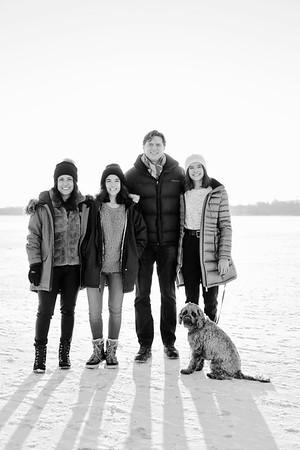 The Petsch Family - Winter 2018