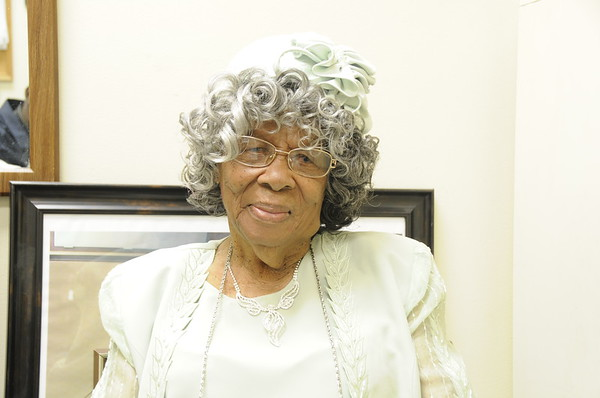 20121021 Grandma Morgan's 95th Birthday Celebration