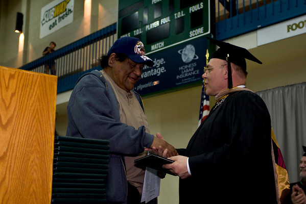 Commencement, Individuals 2008