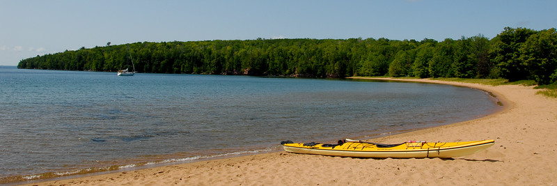 Stockton Island, Lake Superior