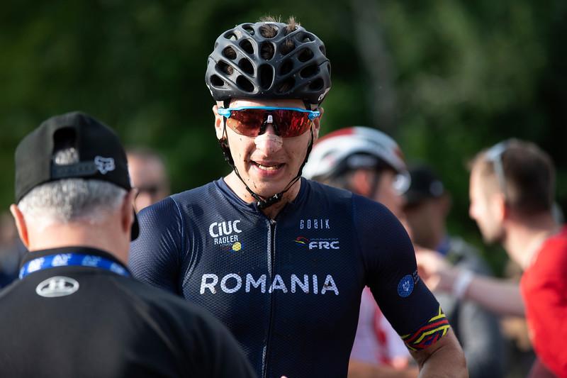 Vlad Dascalu (Romania)