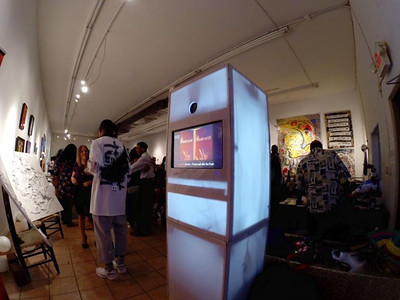 Boothrus Photobooth Setup