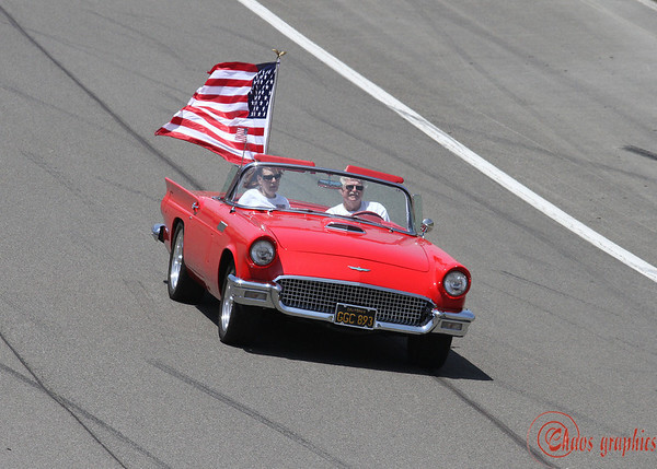 Red, White and Cruise!