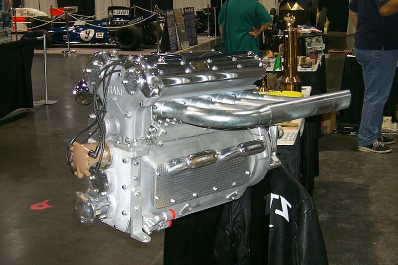 Drake Indy engine