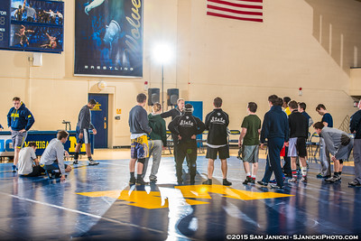 Michigan Club Wrestling Vs Michigan State 11-21-15