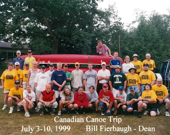 Camp Photos 1999