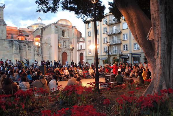 2012 Oaxaca & Monte Alban