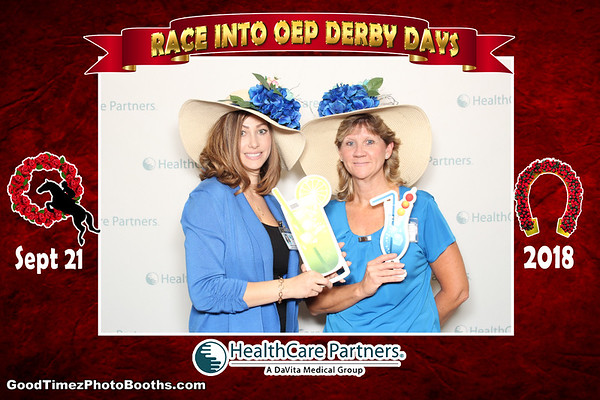 Race Into OEP Derby Days SantaAnita