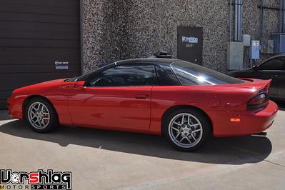Chris Norris 2002 Camaro Z28