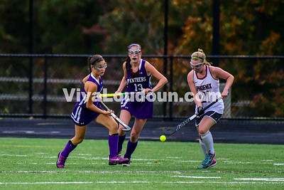 Field Hockey: Potomac Falls vs Rock Ridge 10.12.2017 (by Al Shipman)