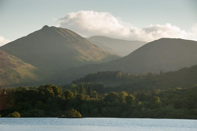 Derwent Fells mountains