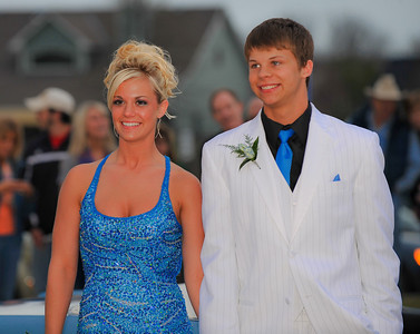 Oxford Prom Walkin 2009