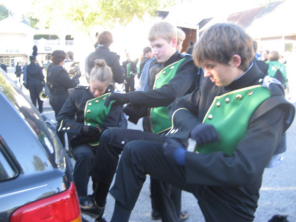 Cary Band Day 2007