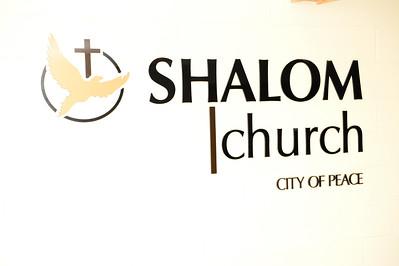 Shalom Ground breaking