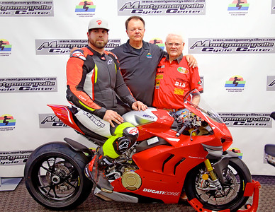 MONTGOMERYVILLE CYCLE CENTER -DUCATI PANIGALE 2019 UNVEILING