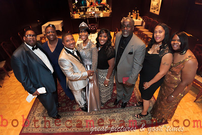 James Bellamy's Military Retirement Party - May 7, 2014