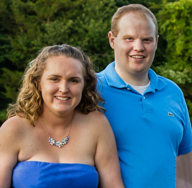 Congrats to Brandy and David who recently became engaged on August 27th, 2014!