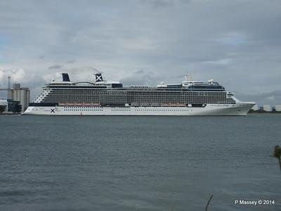 5 Jul 14 OCEANA, CELEBRITY ECLIPSE, ARCADIA