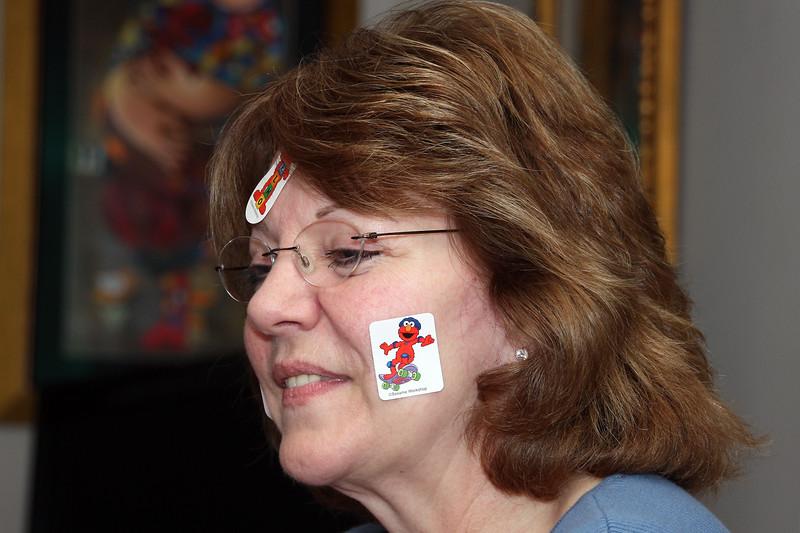 Gail Stickered