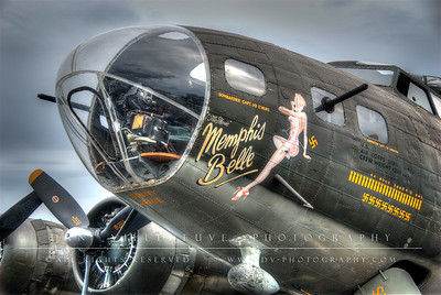 "Memphis Belle / B-17F ""Flying Fortress"""
