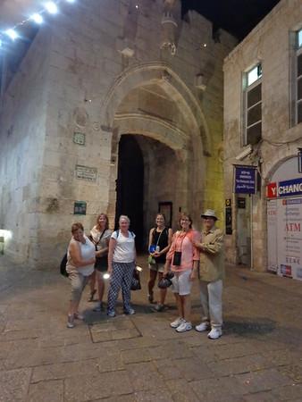 Gates and Walls of Jerusalem
