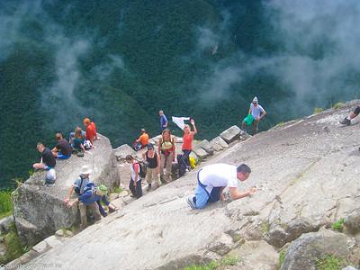 Inca Trail & Machu Picchu April 2009